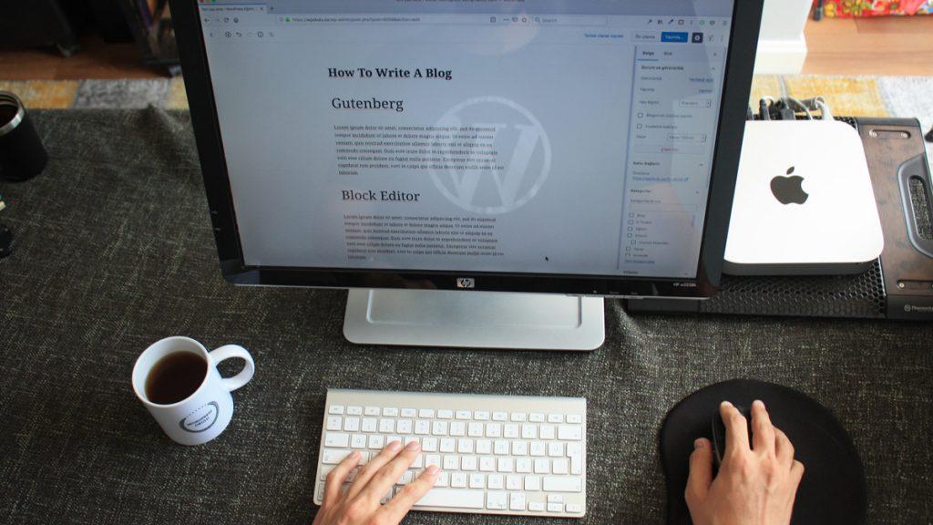 Créer un site WordPress en 4 étapes